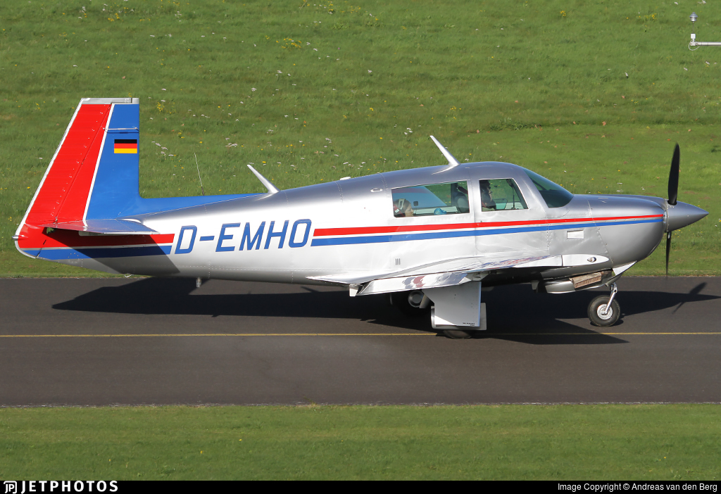 D-EMHO - Mooney M20J-201 - Private