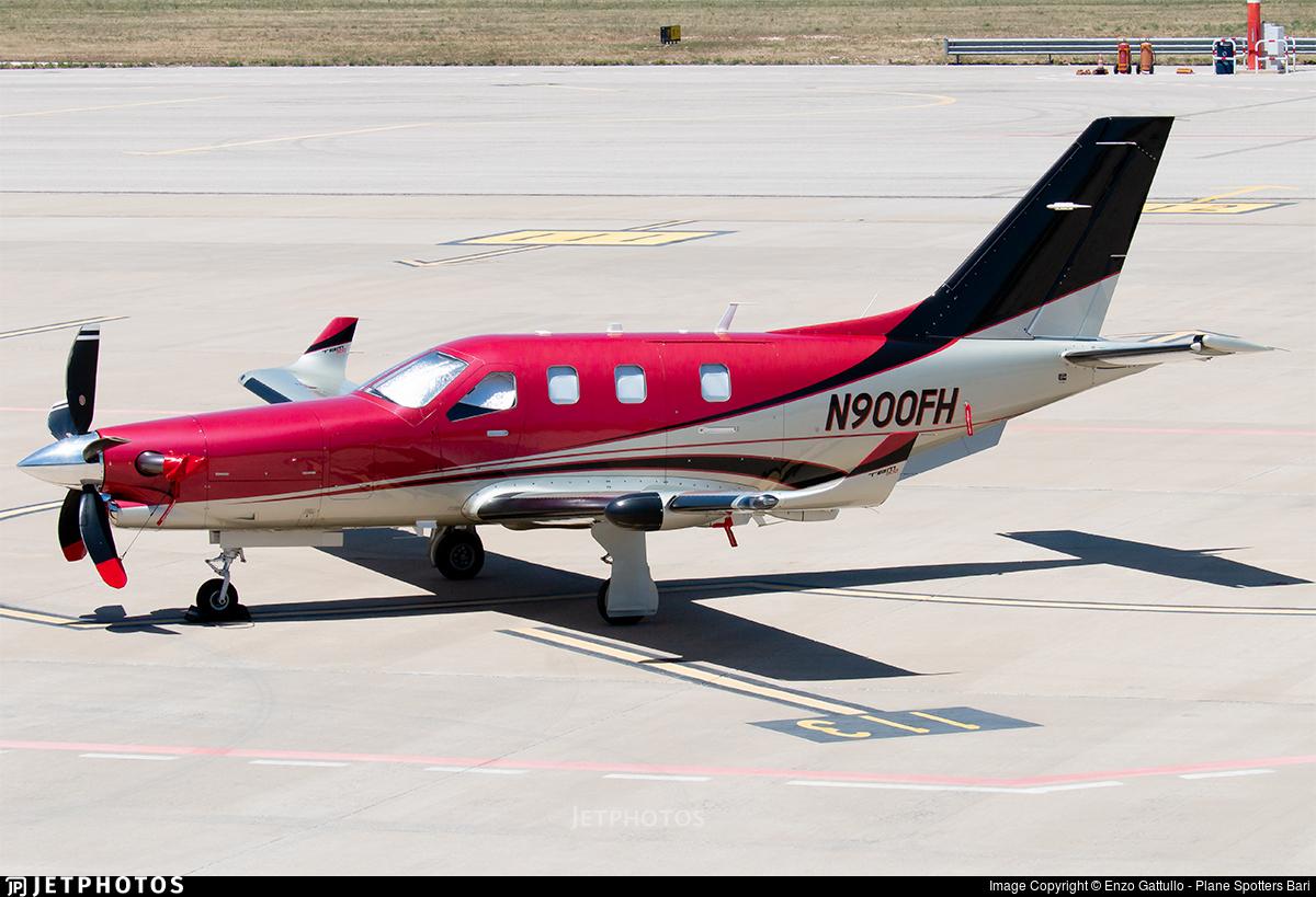 N900FH - Socata TBM-900 - Private