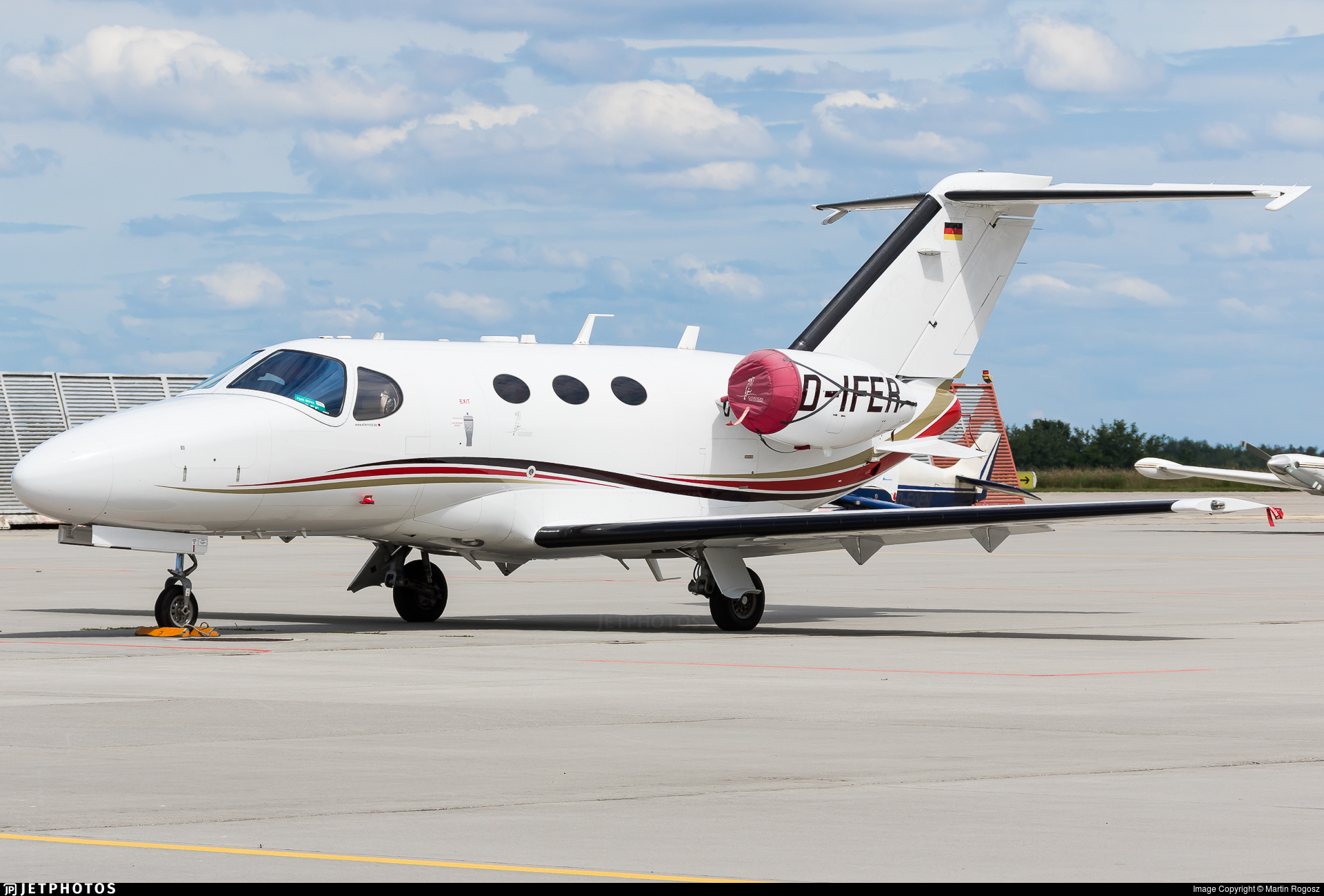D-IFER - Cessna 510 Citation Mustang - Private