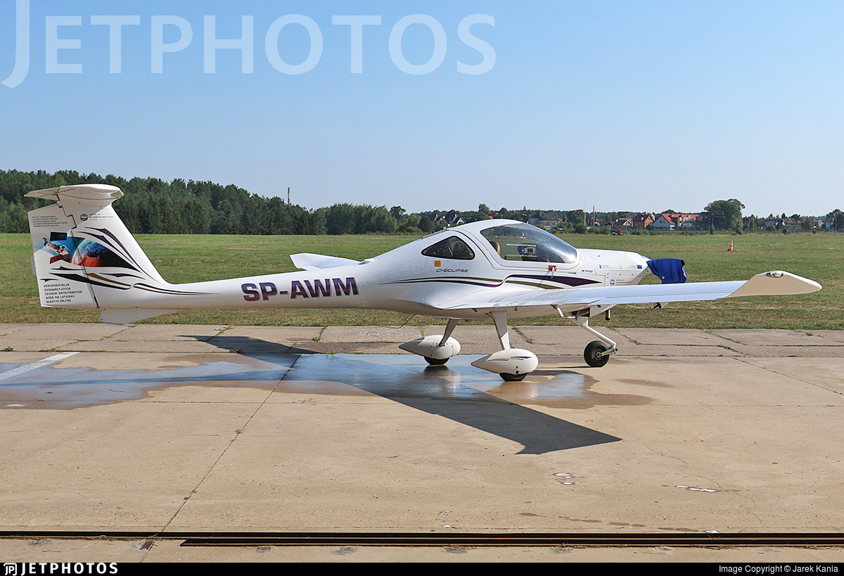 SP-AWM - Diamond DA-20-C1 Eclipse - Aeroklub Warminsko-Mazurski