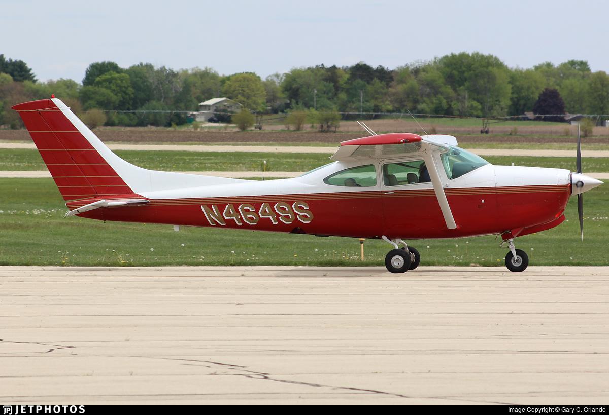 N4649S - Cessna TR182 Turbo Skylane RG - Private