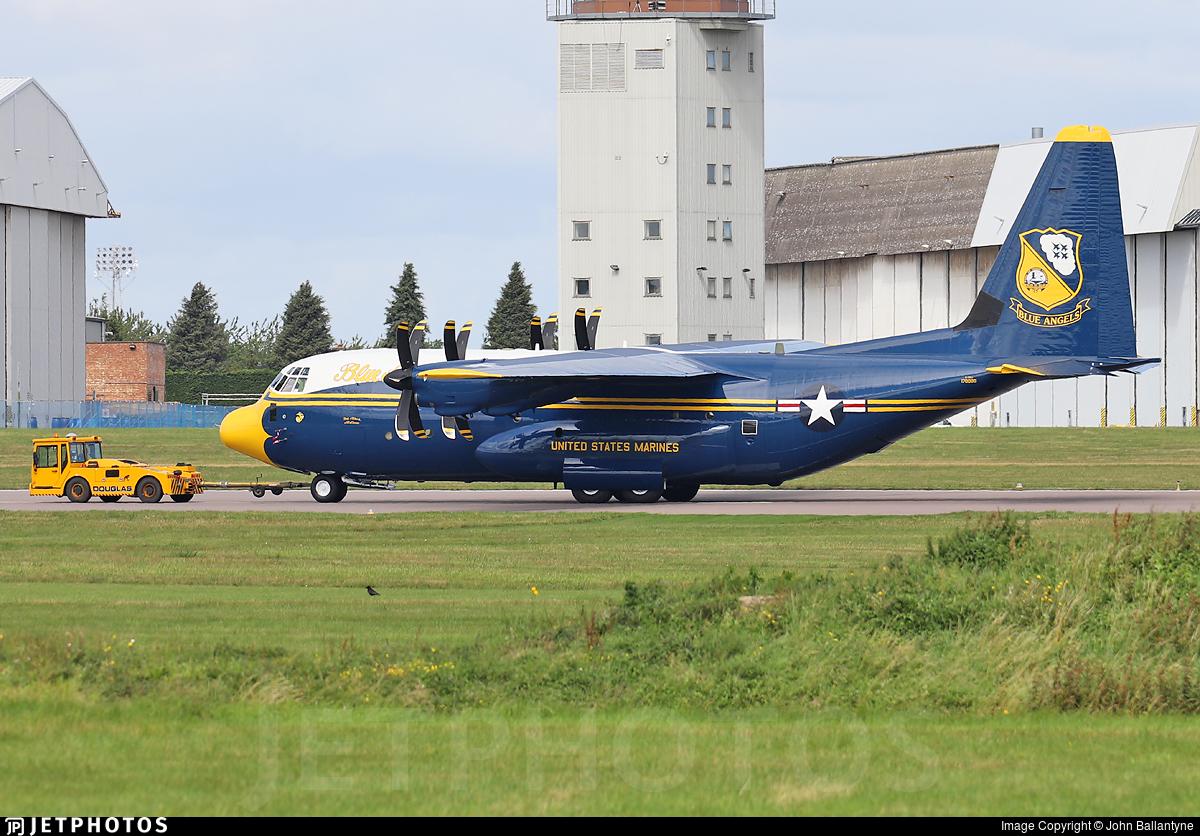 170000 - Lockheed Martin C-130J Hercules - United States - US Marine Corps (USMC)