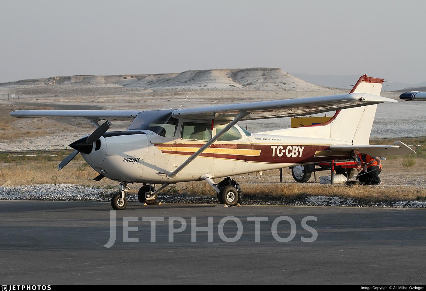 TC-CBY - Reims-Cessna FR172K Reims Rocket - Sindel Aviation