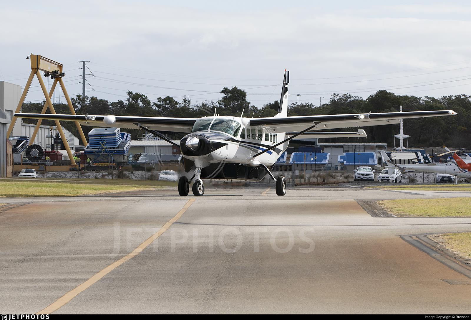 VH-OEZ - Cessna 208B Grand Caravan - Private