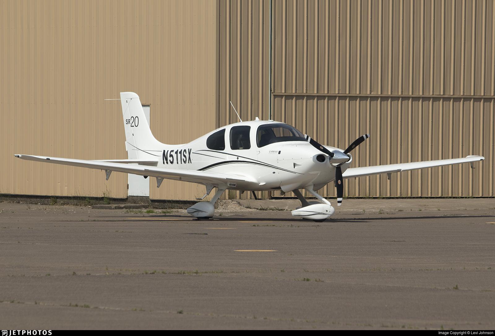 N511SX - Cirrus SR20 - Cirrus Aviation