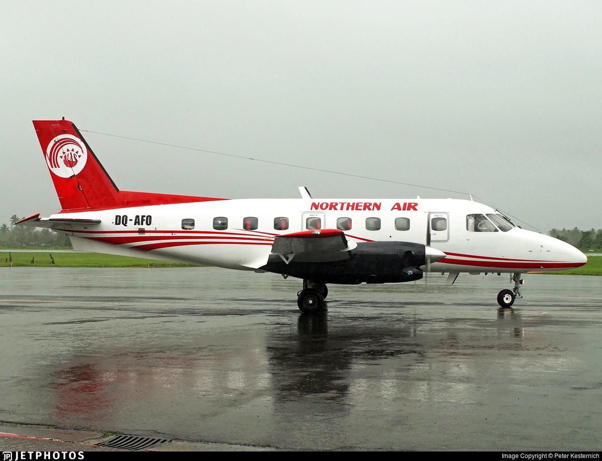 DQ-AFO - Embraer EMB-110P1 Bandeirante - Northern Air