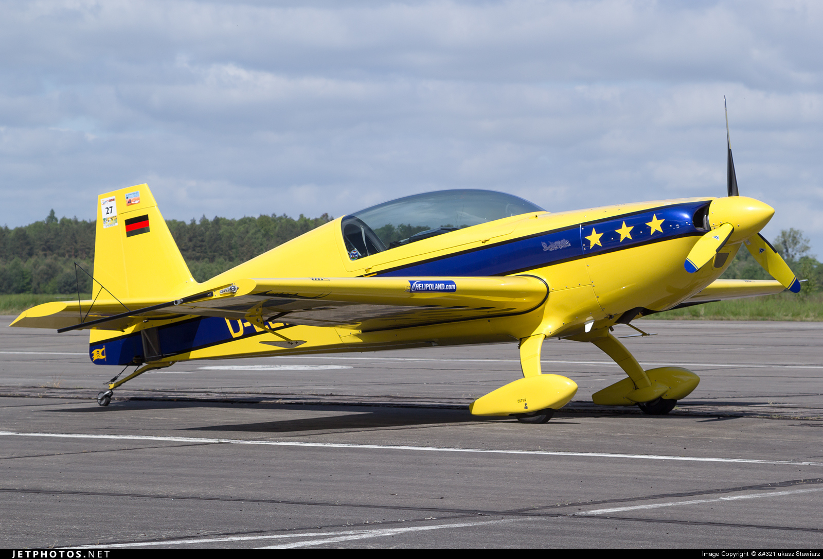 D-EEMT - Extra 200 - Private