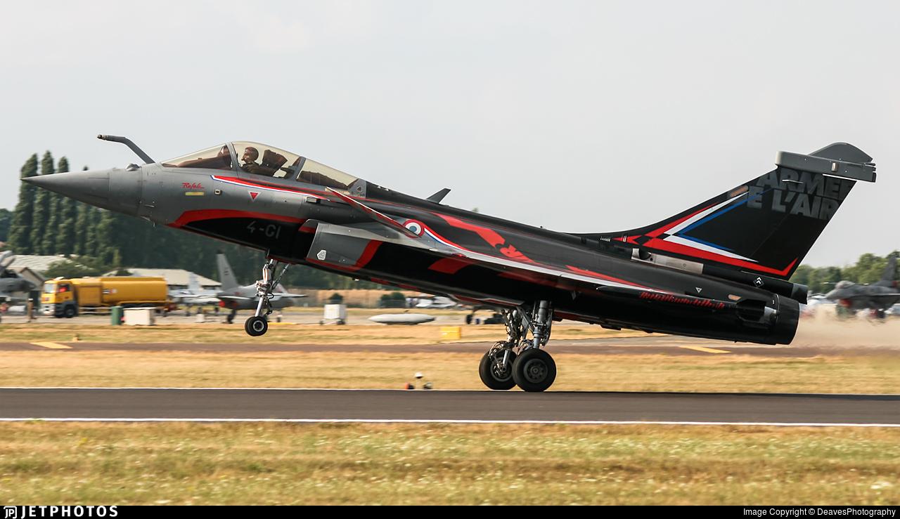 130 - Dassault Rafale C - France - Air Force