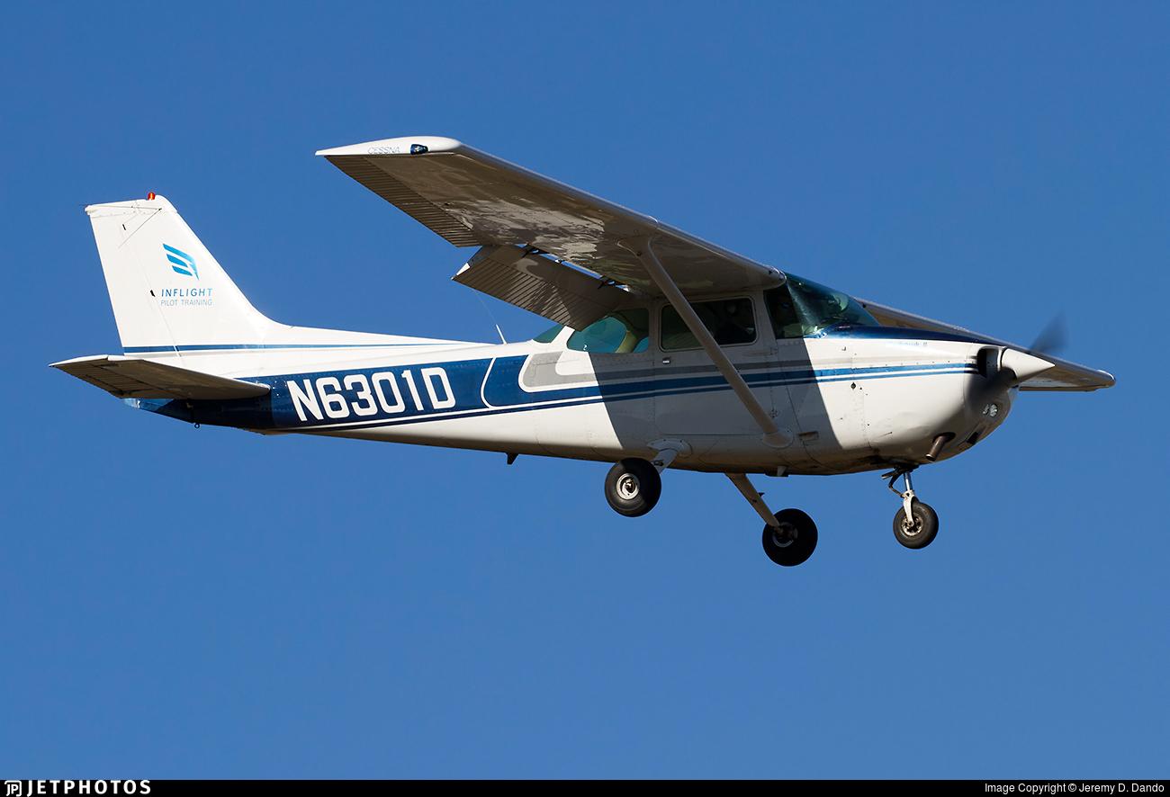 N6301D - Cessna 172M Skyhawk II - Private
