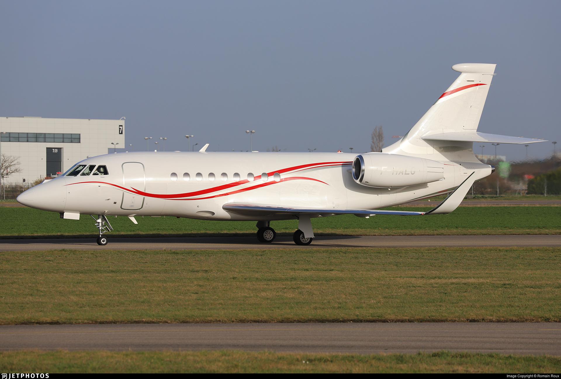 F-HALG - Dassault Falcon 2000LXS - Dassault Falcon Service