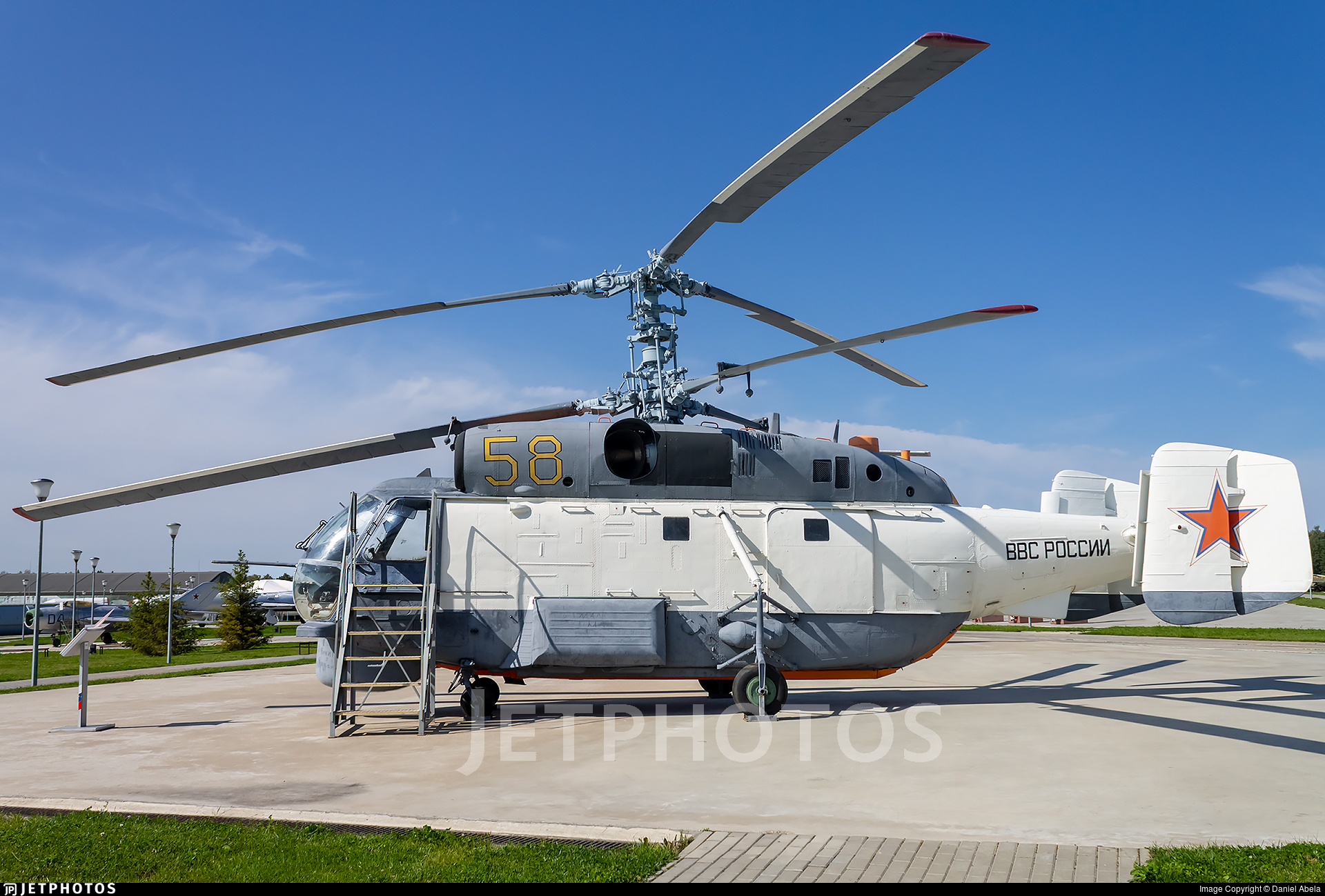 15 - Kamov Ka-27PL Helix A - Russia - Navy