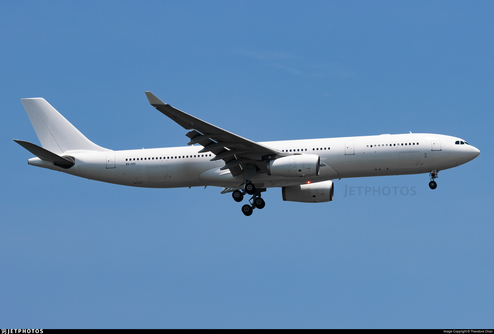 9V-SSI - Airbus A330-343 - Untitled