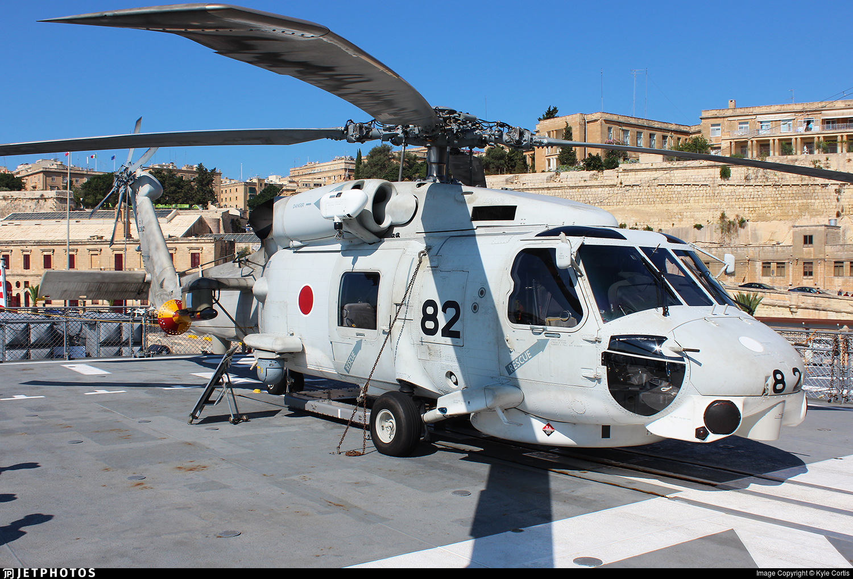 8282 - Mitsubishi SH-60J - Japan - Maritime Self Defence Force (JMSDF)