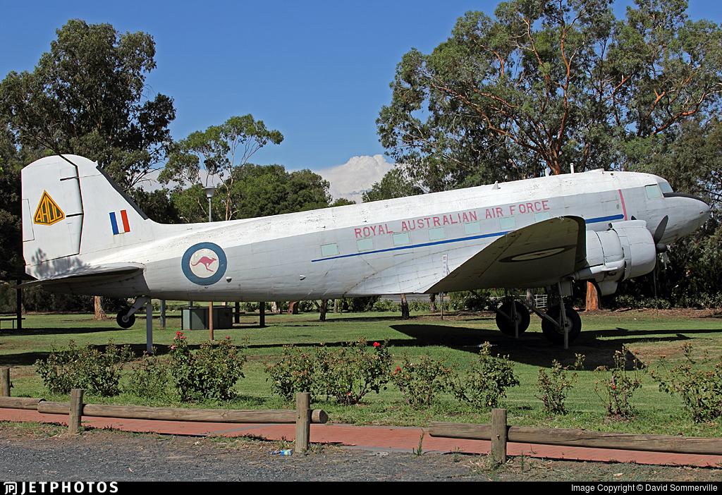 A65-23 - Douglas C-47A Skytrain - Australia - Royal Australian Air Force (RAAF)