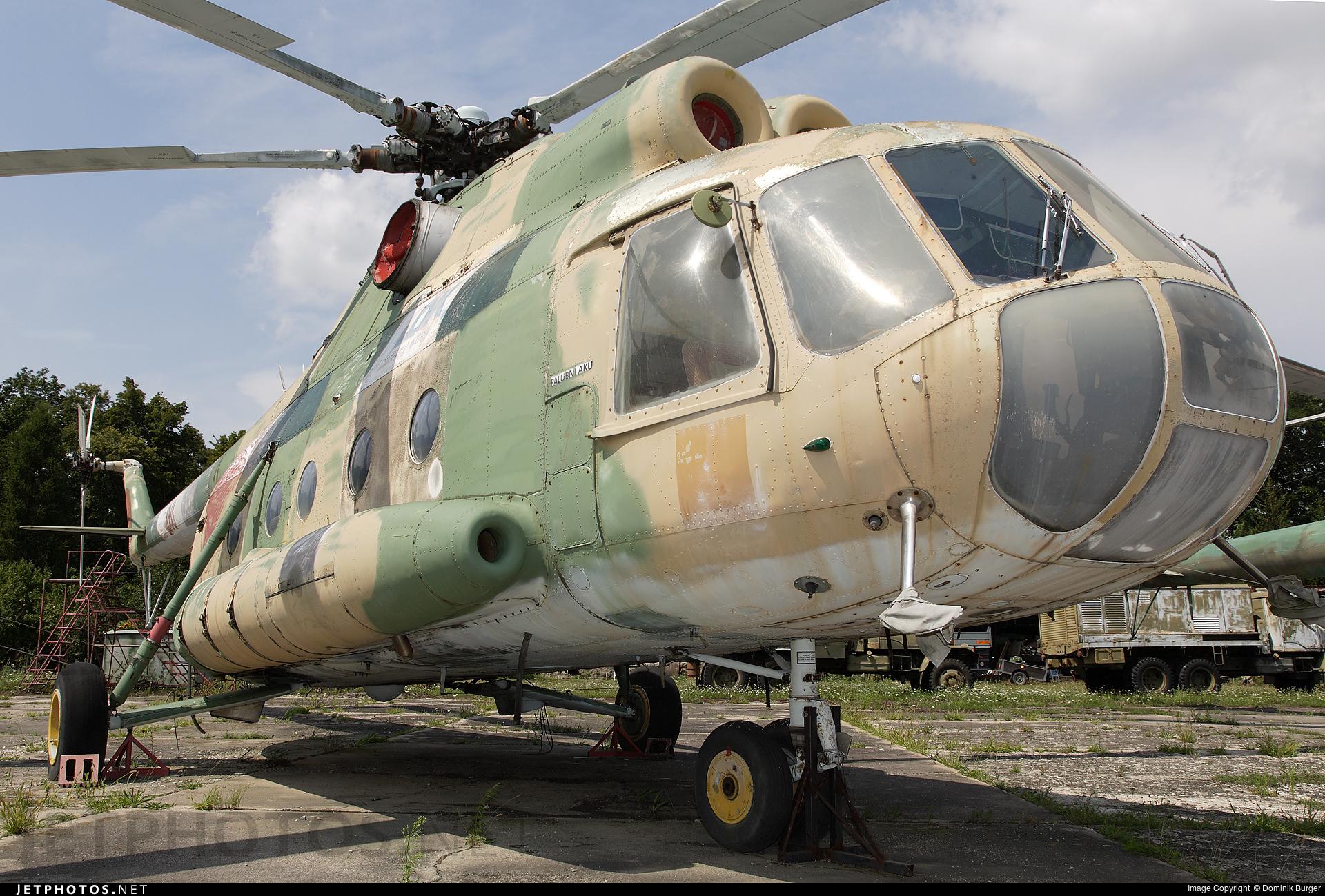 OK-FXE - Mil Mi-8 Hip - Untitled