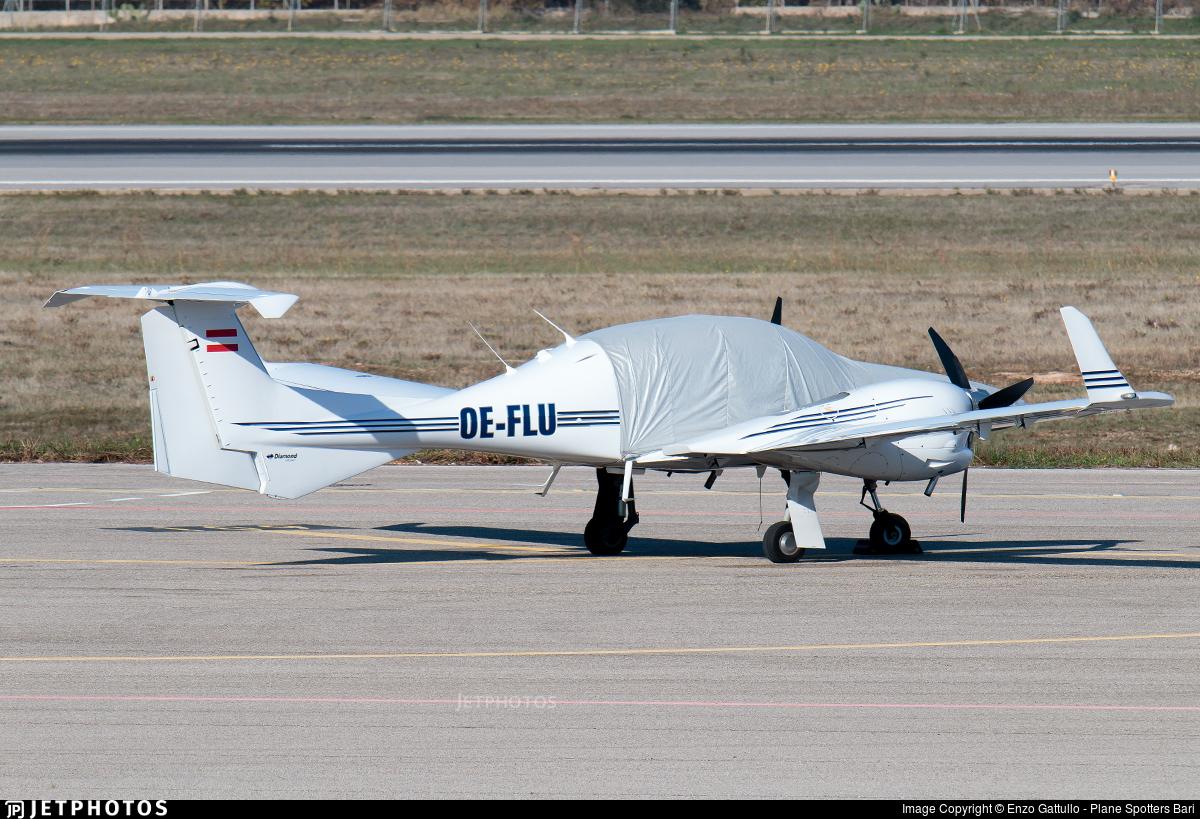 OE-FLU - Diamond DA-42 Twin Star - Flugsportzentrum Tirol