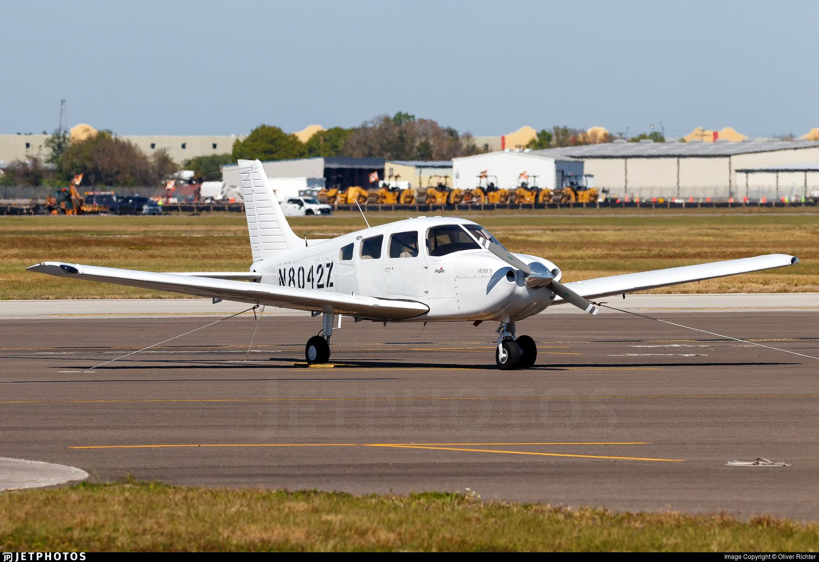 N8042Z - Piper PA-28-181 Archer TX - Malaysian Flying Academy