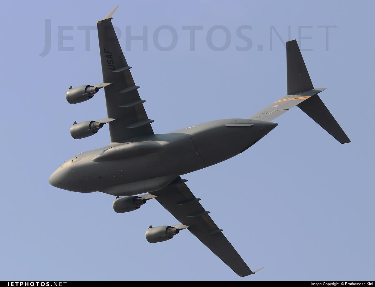 05-5146 - Boeing C-17A Globemaster III - United States - US Air Force (USAF)