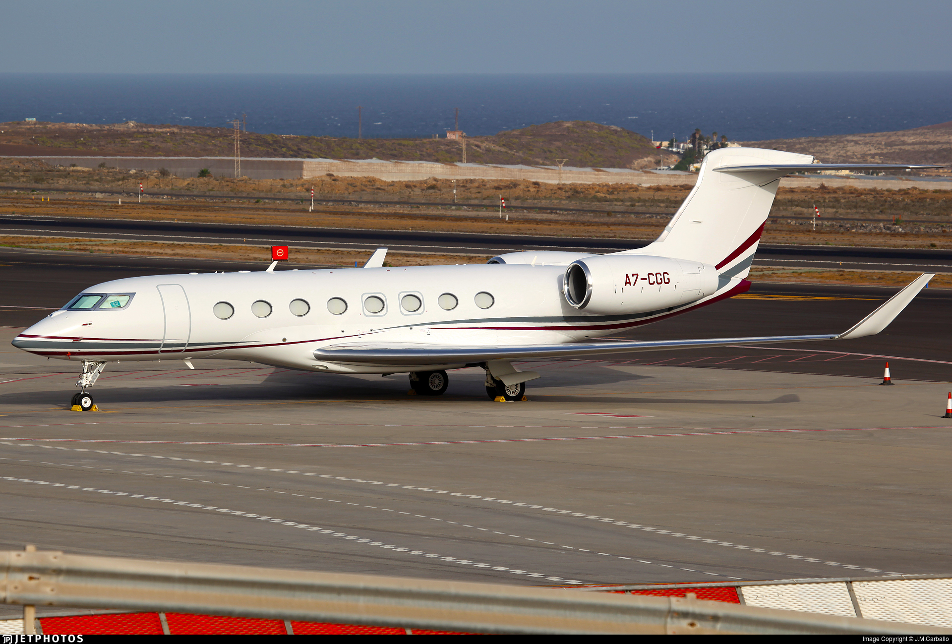 A7-CGG - Gulfstream G650ER - Qatar Executive