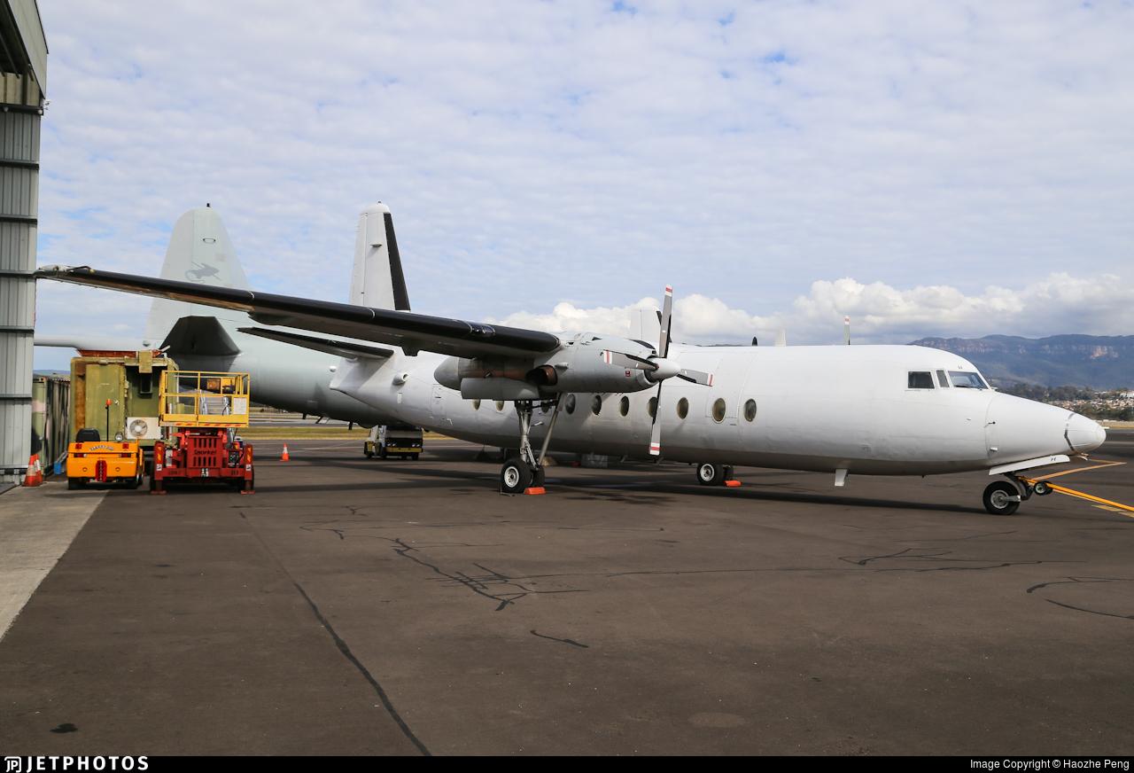 VH-TQN - Fokker F27-500F Friendship - Historical Aircraft Restoration Society (HARS)