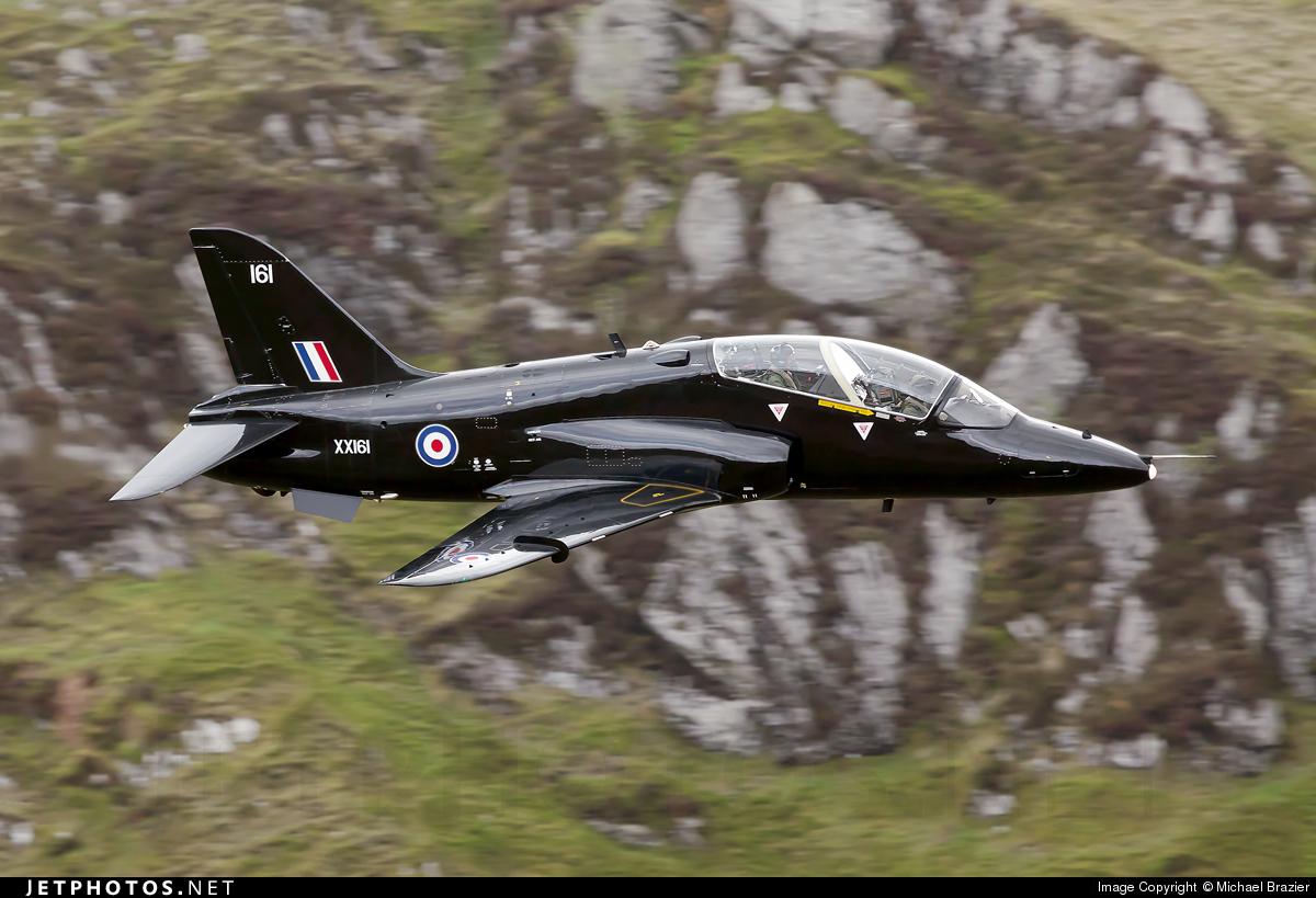 XX161 - British Aerospace Hawk - United Kingdom - Royal Navy