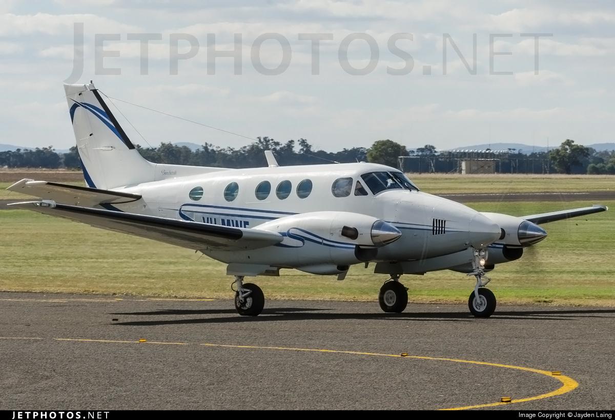 VH-MWF - Beechcraft 90 King Air - Private