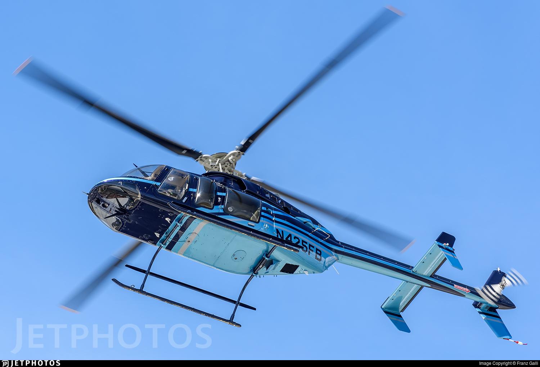 N425FB - Bell 407GX - Private