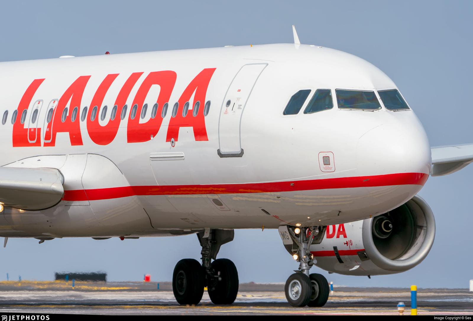 9H-LMG - Airbus A320-232 - Lauda Europe
