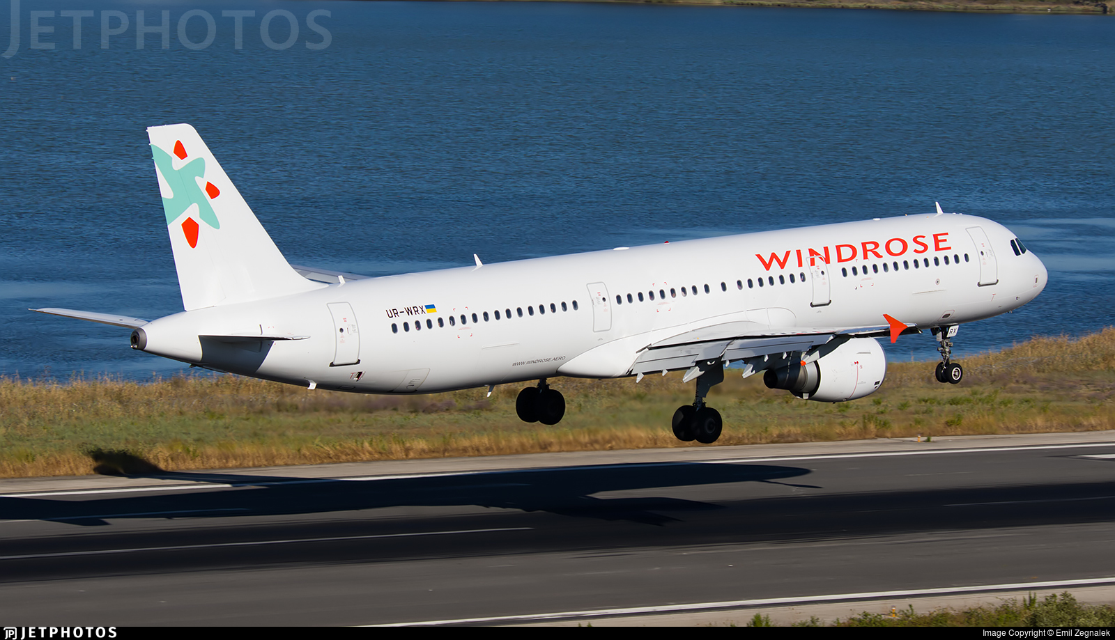 UR-WRX - Airbus A321-211 - Windrose Airlines