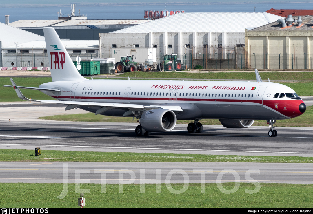 CS-TJR - Airbus A321-251NX - TAP Air Portugal