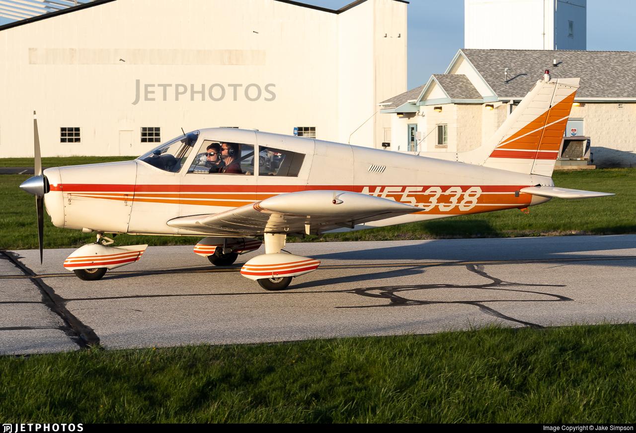 N55338 - Piper PA-28-140 Cherokee Cruiser - Private