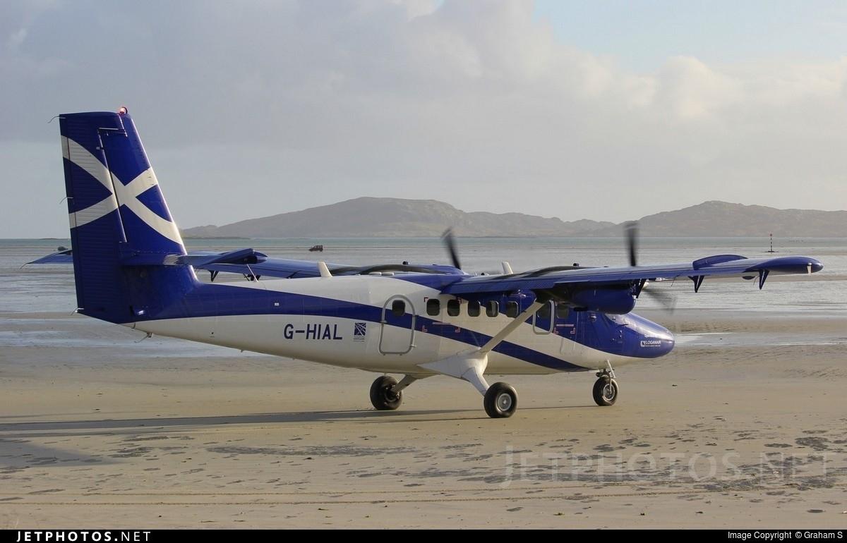 G-HIAL   De Havilland ...