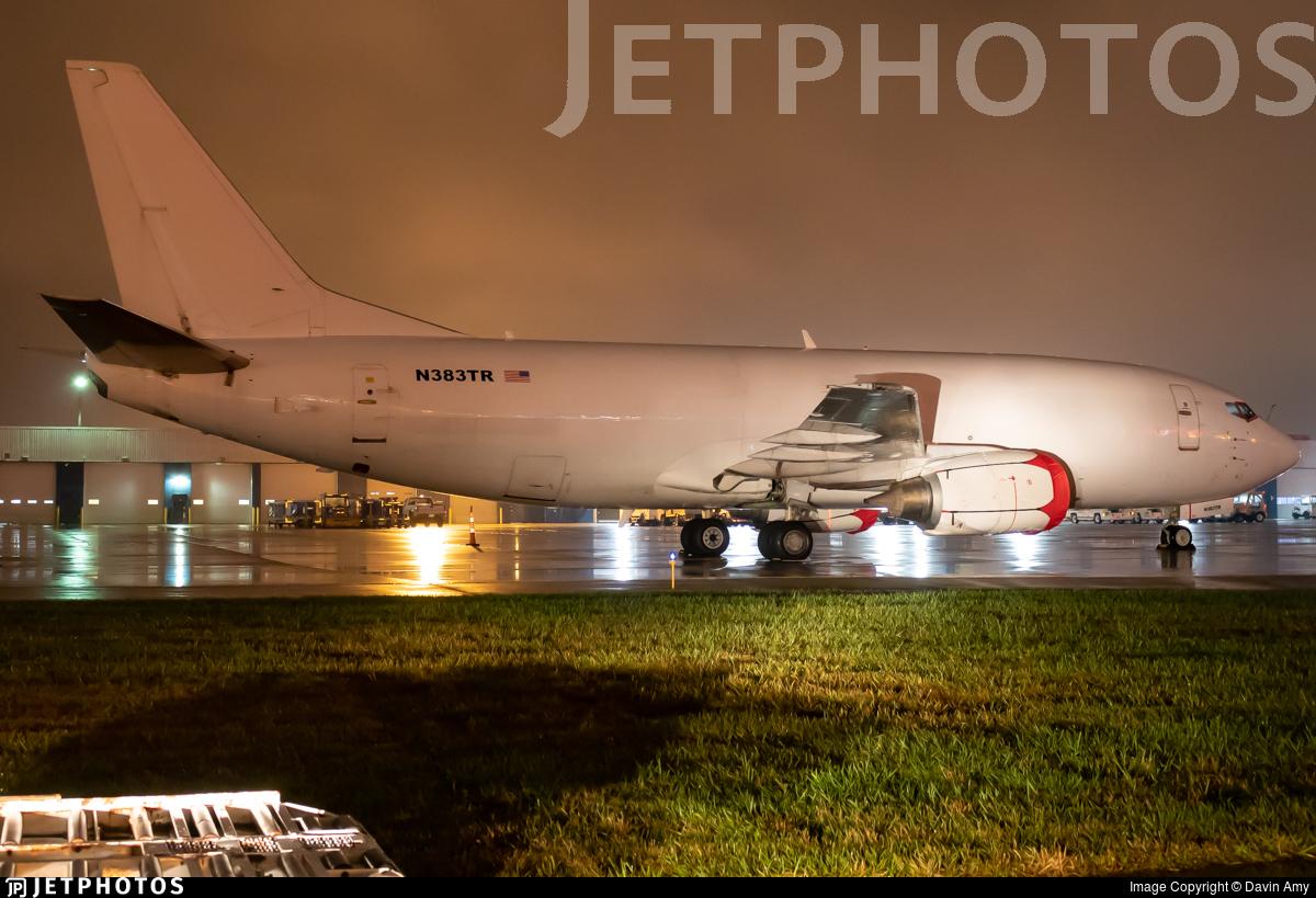 N383TR - Boeing 737-3B7(SF) - Career Aviation