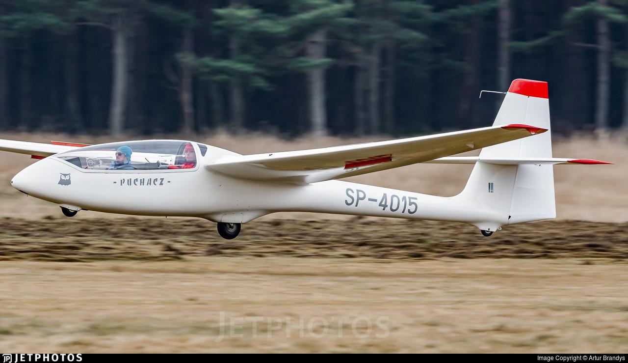SP-4015 - SZD 50-3 Puchacz - Private