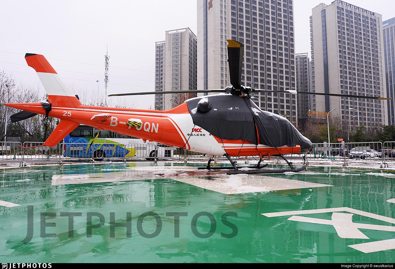 B-70QN - Agusta-Westland AW-119Kx - Shanghai Kingwing General Aviation