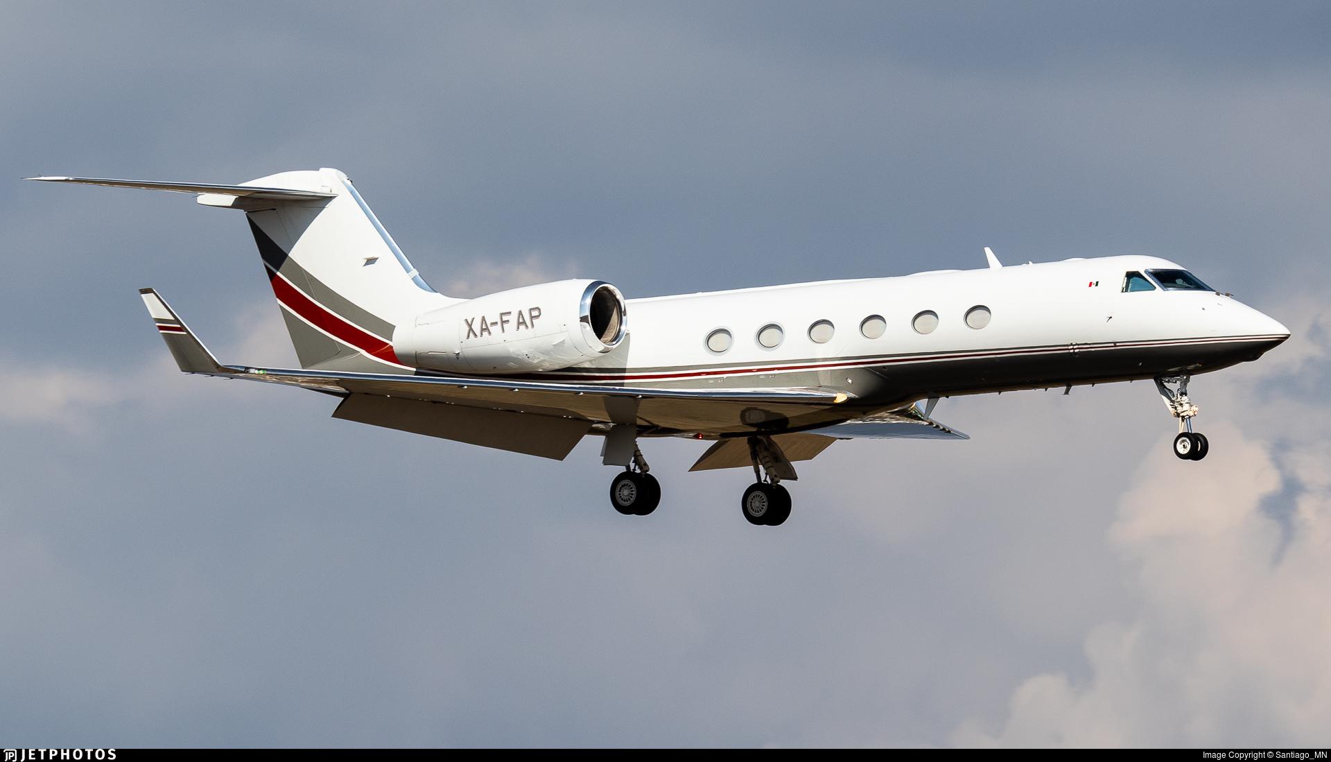 XA-FAP - Gulfstream G450 - Private