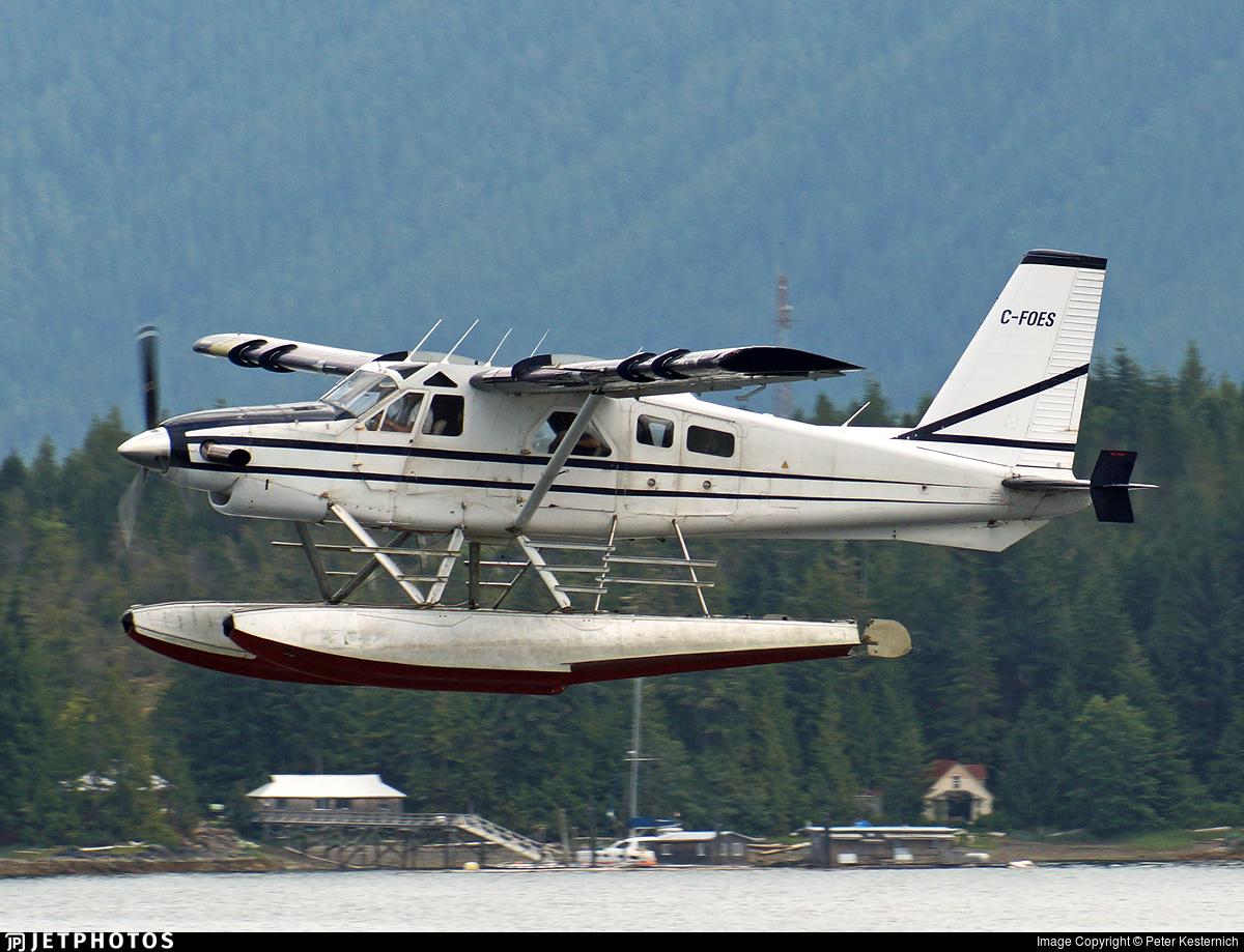 C-FOES - De Havilland Canada DHC-2 Mk.III Turbo-Beaver - Private