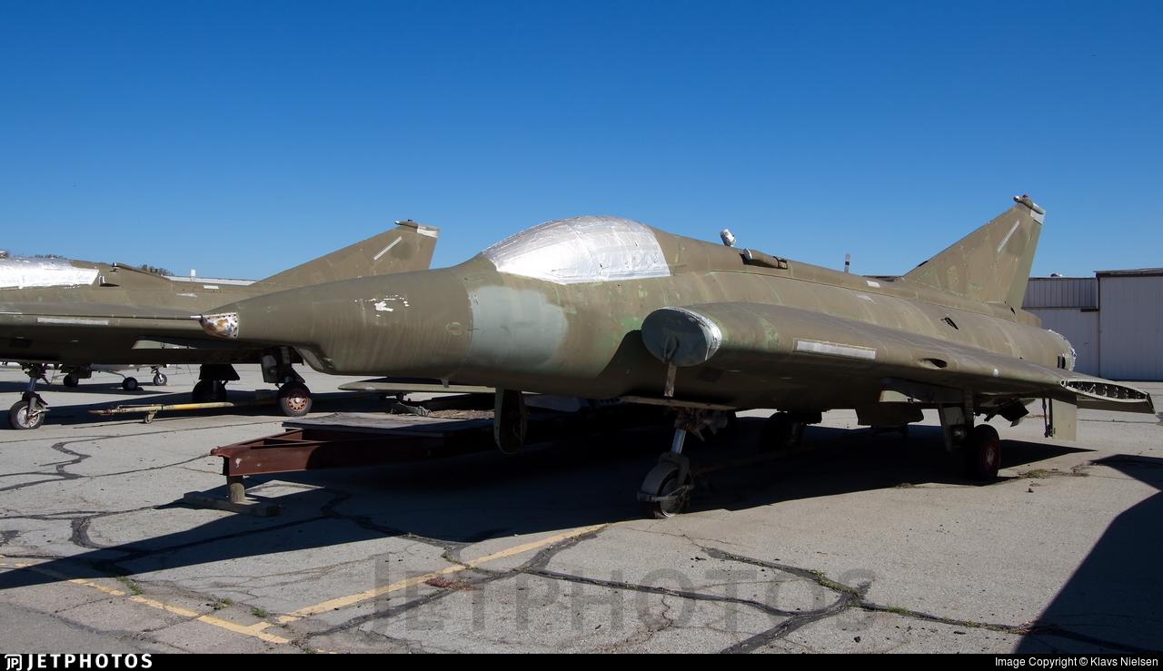 N20XD - Saab F-35 Draken - Private