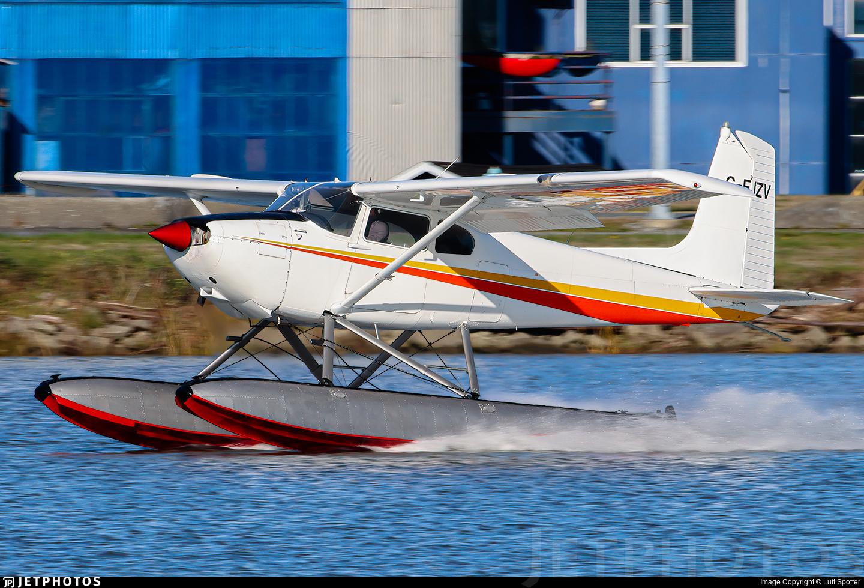 C-FJZV - Cessna 180A Skywagon - Private
