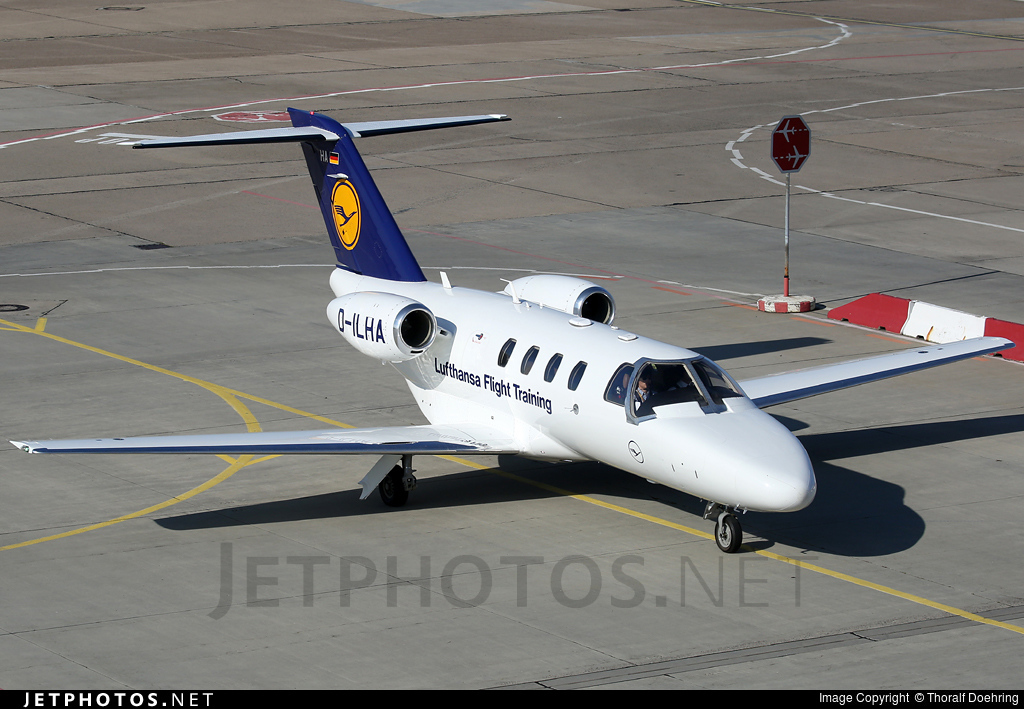 d ilha cessna 525 citationjet 1 lufthansa flight training thoralf doehring jetphotos. Black Bedroom Furniture Sets. Home Design Ideas