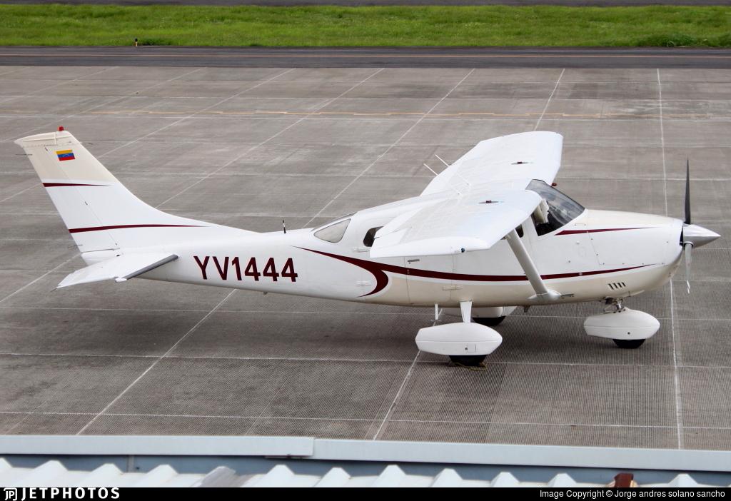 YV1444 - Cessna U206F Stationair - Private