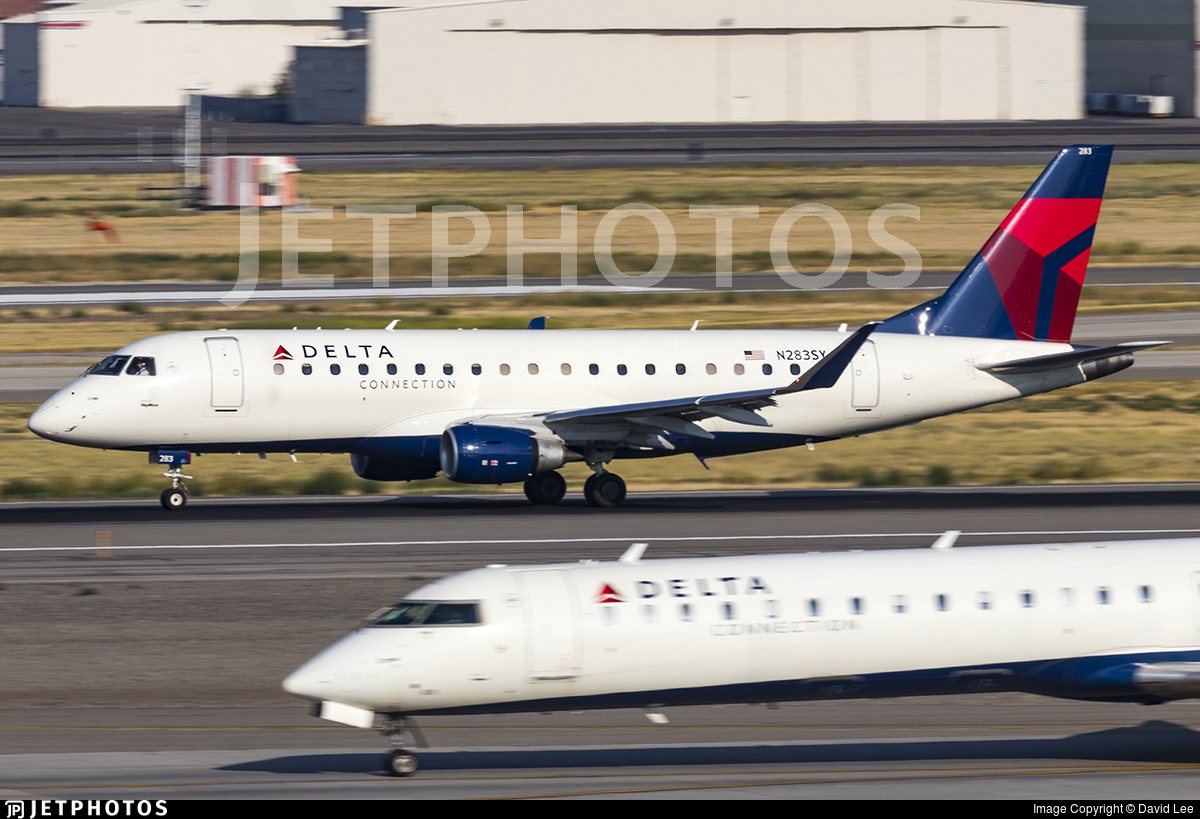 N283SY - Embraer 170-200LR - Delta Connection (SkyWest Airlines)