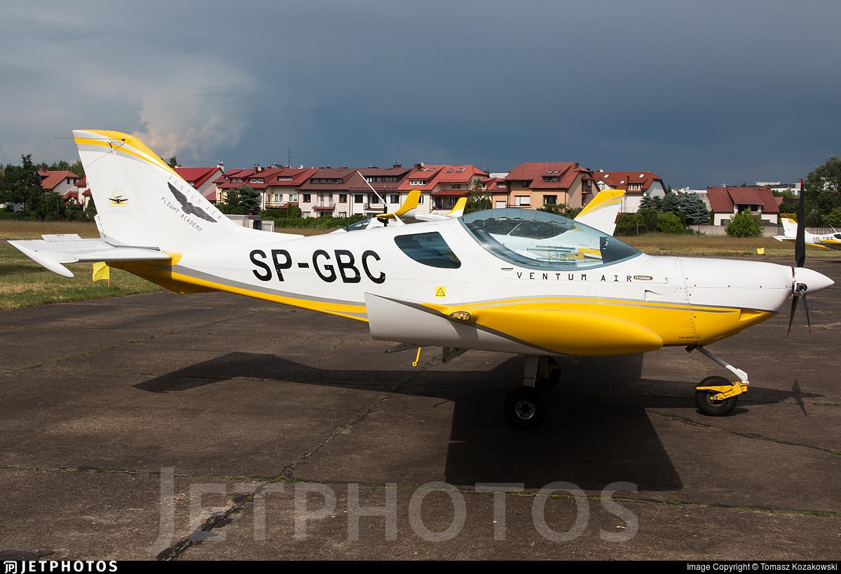 SP-GBC - Czech Sport Aircraft PS-28 Cruiser - Private