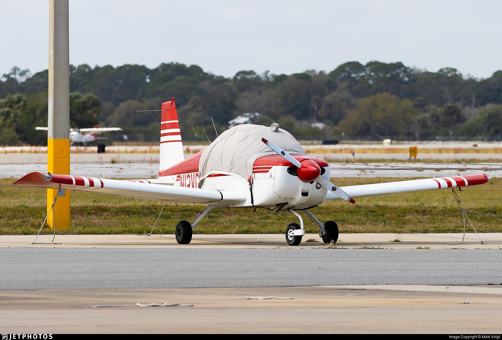 N12VG - Grumman American AA-1A Trainer - Private