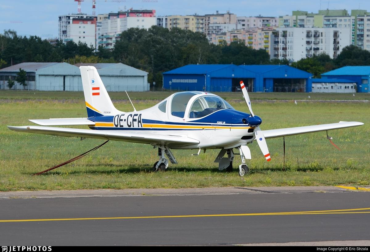OE-CFA - Tecnam P2002JR Sierrra - Private