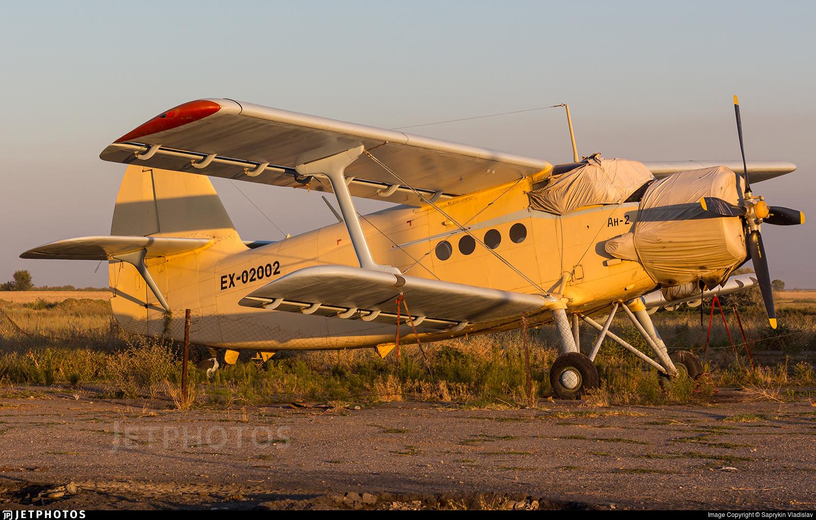 EX-02002 - PZL-Mielec An-2 - Manas Airways