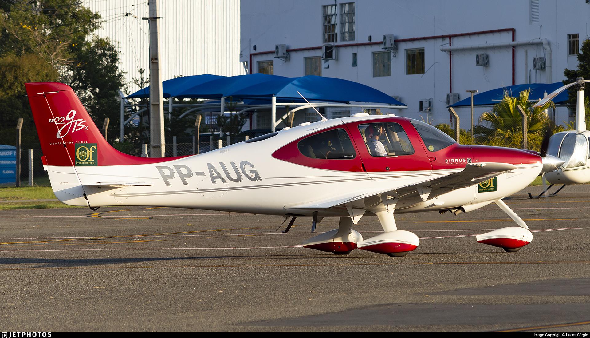 PP-AUG - Cirrus SR22-GTS - Private