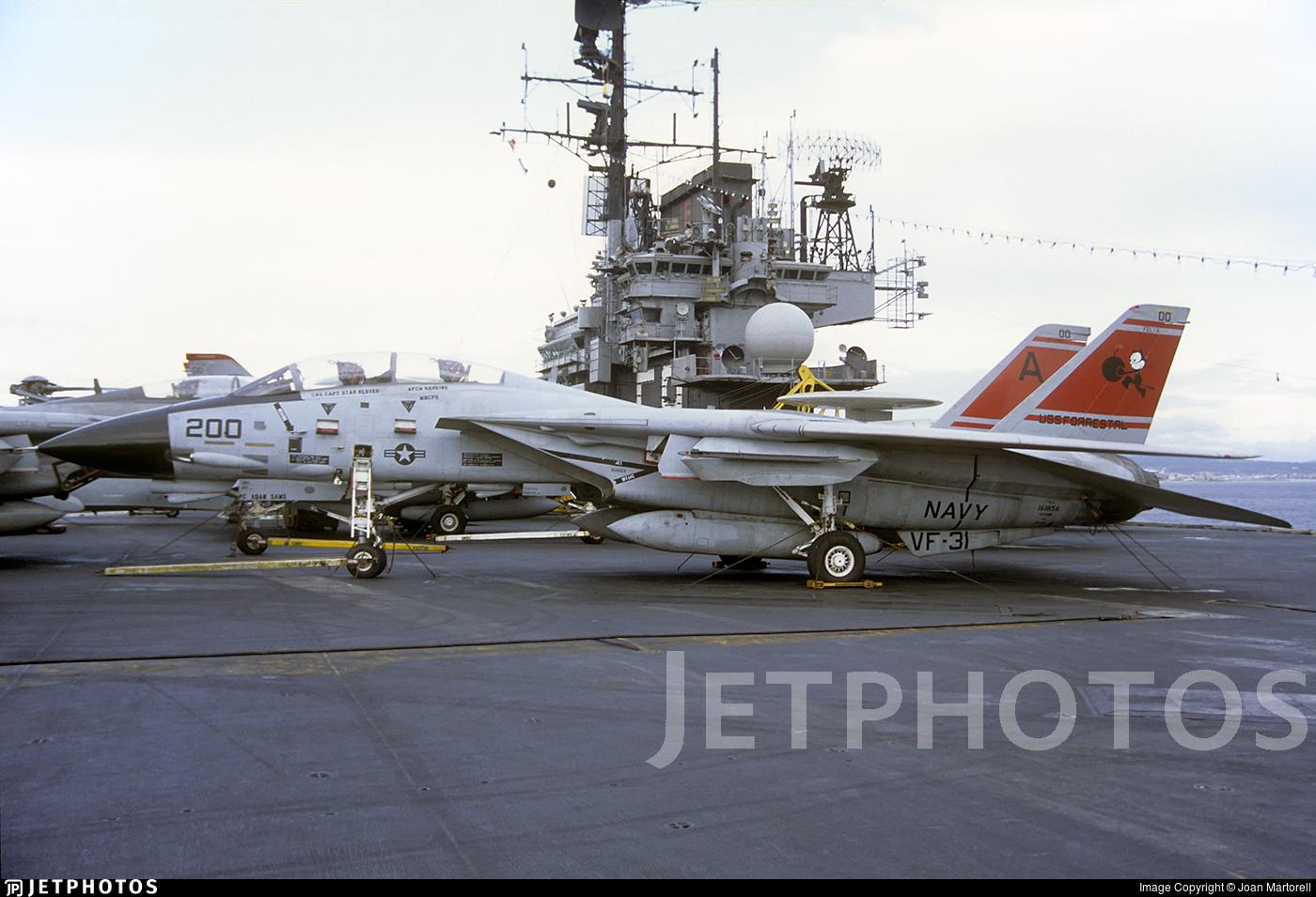 161856 - Grumman F-14A Tomcat - United States - US Navy (USN)