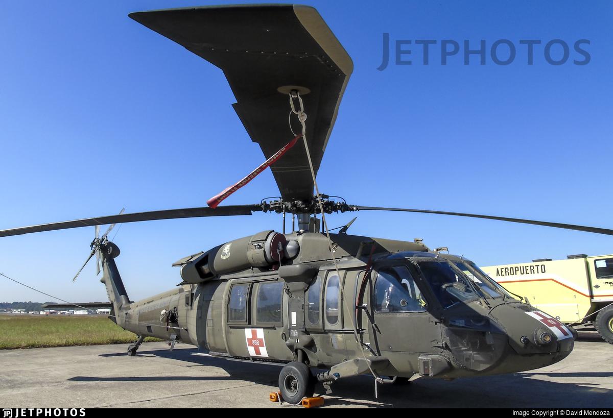 02-26956 - Sikorsky H-60L Blackhawk - United States - US Army