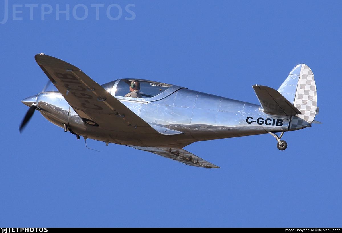C-GCIB | Globe GC-1B Swift | Private | Mike MacKinnon | JetPhotos